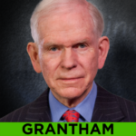 JEREMY GRANTHAM SHARES HIS VIEWS ON CLIMATE CHANGE & WHY HE CALLS IT THE RACE OF OUR LIVES